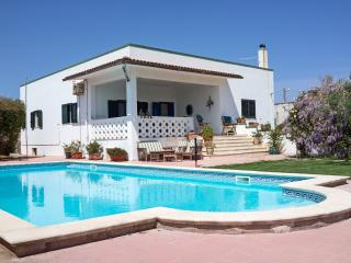 Beachside Villa with stunning private pool - Torchiarolo vacation rentals