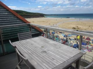 Brantwood, Porthmeor beach, St Ives, Cornwall - Saint Ives vacation rentals