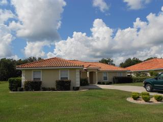 GREAT 4 BED / 2 BATH FAMILY VACATION VILLA - Inverness vacation rentals