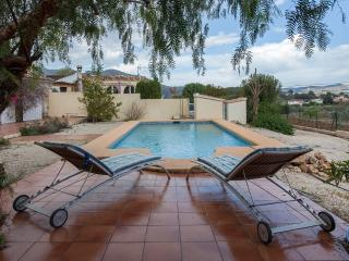 CANEYA - Property for 8 people in Xalo - Jalon vacation rentals