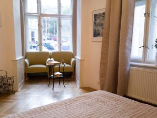 Lovely Quiet Apt for 2-6 w/Balcony - Prague vacation rentals