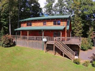 Perfect Cabin with Deck and Internet Access - Jefferson vacation rentals