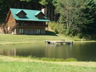 Perfect 5 bedroom Jefferson Cabin with Deck - Jefferson vacation rentals