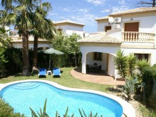 Cozy Villa in Els Poblets with Washing Machine, sleeps 6 - Els Poblets vacation rentals
