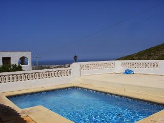 Comfortable Villa with Private Outdoor Pool and Balcony in Jesus Pobre - Jesus Pobre vacation rentals