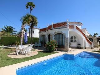Cozy Villa in Sax with Washing Machine, sleeps 4 - Sax vacation rentals