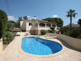 Bal-30E - traditionally furnished detached villa with peaceful surroundings in - Benissa vacation rentals