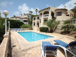 Kanky 10 - family-friendly holiday house in Benissa - Benissa vacation rentals