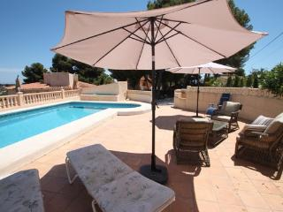 Pinos - modern, well-equipped villa with private pool in Benissa - Benissa vacation rentals