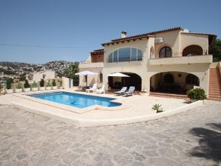 Beaulieu - holiday home with private swimming pool in Moraira - La Llobella vacation rentals