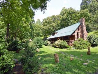 Cherokee Creekside Cabin - Whittier vacation rentals