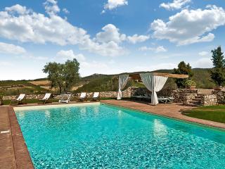 La Corte di Campalli, Sleeps 12 - Chianti vacation rentals