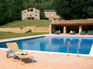 Charming Villa with Wireless Internet and DVD Player - Sant Miquel de Campmajor vacation rentals