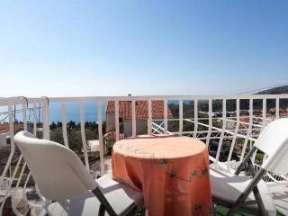 Studio 2 apartment with terrace and sea view - Dubrovnik vacation rentals