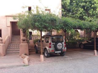 Cozy 3 bedroom Marrakech Condo with Garden - Marrakech vacation rentals