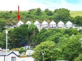 CLIFF TOP VIEW, first floor apartment, WiFi, off road parking, balcony, in Pendine, Ref 926974 - Pendine vacation rentals