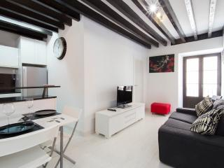 PALMA CASCO ANTIGUO Black & White Apartment - Palma de Mallorca vacation rentals