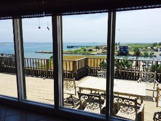 4 bedroom 21/2 bath PENTHOUSE with a private rooftop terrace! - Port Aransas vacation rentals