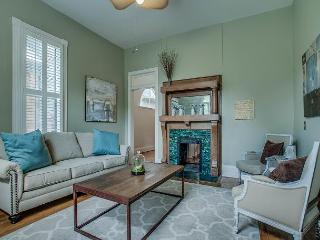 Headline:  3BR Gorgeous Victorian House, Heart of East Nashville, Sleeps 8 - Nashville vacation rentals