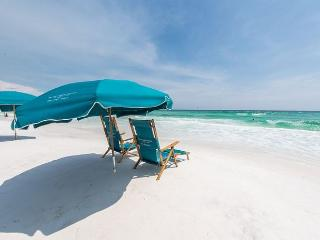 SUMMER HAVEN UNIT E,GULF FRONT LUXURY,PRIVATE BEACH,SPECTACULAR VIEWS!! - Miramar Beach vacation rentals