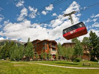 Ski in/Ski Out at the Base of the Tram at the Jackson Hole Mountain Resort - Teton Village vacation rentals