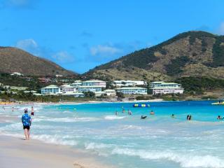 Saba Studio petite vue mer à prix réduit - Saint Martin vacation rentals