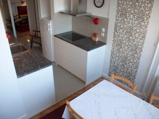 City Centre, 2 bedroom, 55 m2, Kitchen and Dining - Ljubljana vacation rentals