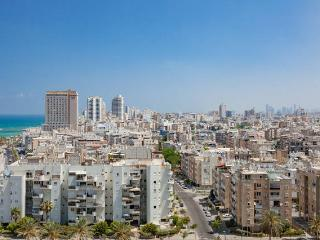 Unique Full Sea View, Gym, 2x Parking - Bat Yam vacation rentals