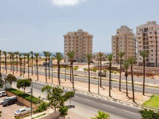 Perfect for Family with Sea view, Parking and elevator - Netanya vacation rentals