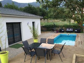 Villa de charme T3 avec piscine privée - Patrimonio vacation rentals