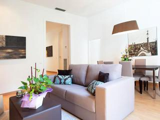 GAUDI CITY CENTER, by Passeig de Gracia! up to 8! - Barcelona vacation rentals