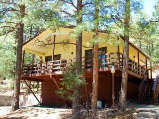 Nice Cabin in the Tall Pines - Wrap Around Deck - Ruidoso vacation rentals