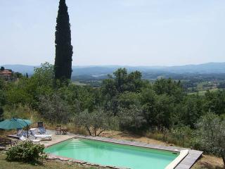 NEW - Dream Villa in Tuscany, Italy   Pool  WiFi - Loro Ciuffenna vacation rentals