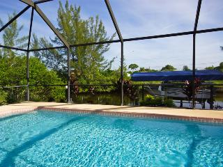 Perfect Villa with Internet Access and Satellite Or Cable TV - Cape Coral vacation rentals