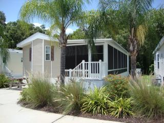 Sun 'N' Fun 2/2 Park Model - Sarasota vacation rentals