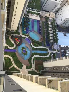 2BR luxury resort hotel apartment - Colombo Center - Colombo vacation rentals