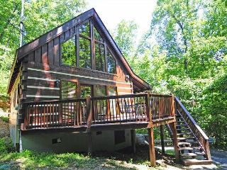 2 Bedroom Log Cabin Wooded Location - Gatlinburg vacation rentals
