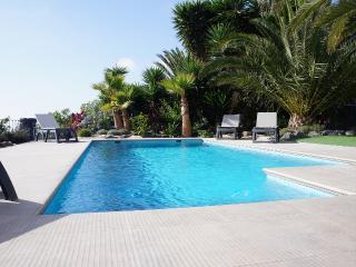 Beautiful villa for 8 people, private heated pool - Santa Cruz de Tenerife vacation rentals