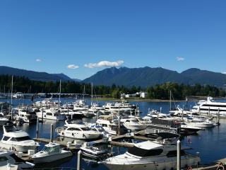 Gorgeous Waterfront View 2bd+den/2bh best location - Vancouver vacation rentals