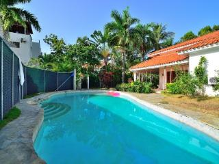 Private Luxury Villa in Spanish Style and rent car - Sosua vacation rentals