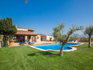ES TREPITJADOR - Property for 6 people in Binissalem - Binissalem vacation rentals