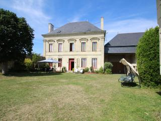 DOMAINE DES ROSES chambre verte - Vaudelnay vacation rentals