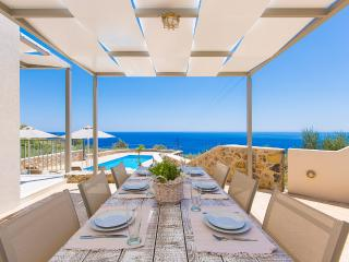Villa Thromila - Panoramic Sea view in South Crete - Mirthios vacation rentals