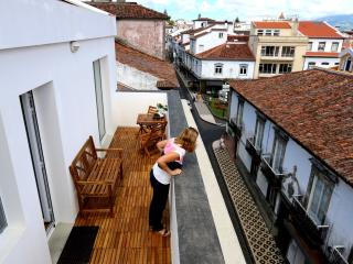 Apartments in the historic center of the city of P - Ponta Delgada vacation rentals