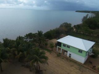 2 BR Beachfront Sunrise Cabana - Hopkins, Belize ( - Hopkins vacation rentals