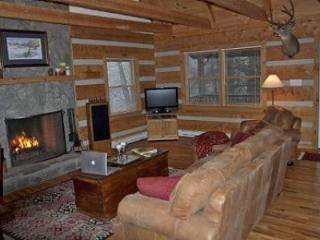 Romantic Cabin with Deck and Internet Access - Seven Devils vacation rentals