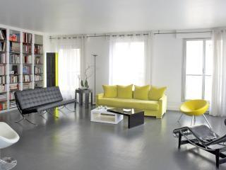 Unique Les Invalides 3 bedroom apart., 5 sleeps - Paris vacation rentals