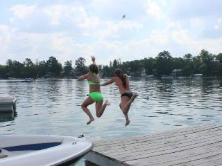 #2 Pines Inn on McCrossen Lake, Chain O'Lakes - Waupaca vacation rentals