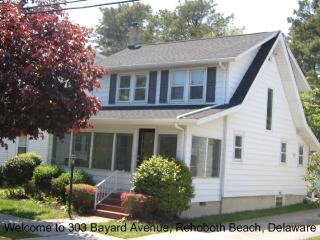 Perfect 4 bedroom Rehoboth Beach House with Internet Access - Rehoboth Beach vacation rentals