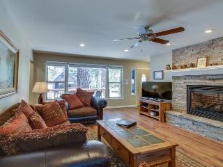 Relaxing vacation home w/ patio and forest views, close to ski slopes! - South Lake Tahoe vacation rentals